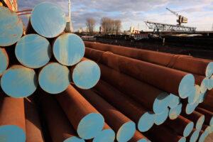 Konstruktionsstål Industristål A/S