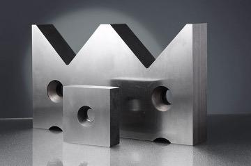 KNIVE TIL RECYCLING AF METAL Industristål Færdige emner